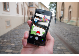 Pokemon Go, an augmented reality for smart cities